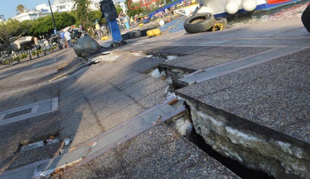 Διακόσιοι σεισμοί, εκ των οποίων οι 15 είναι μεγαλύτεροι των 4 Ρίχτερ, έχουν σημειωθεί στην Κω | Pagenews.gr