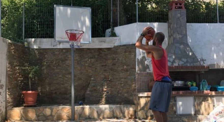 Η αυθεντική χειροποίητη μπασκέτα του Σπανούλη! (pic) | Pagenews.gr