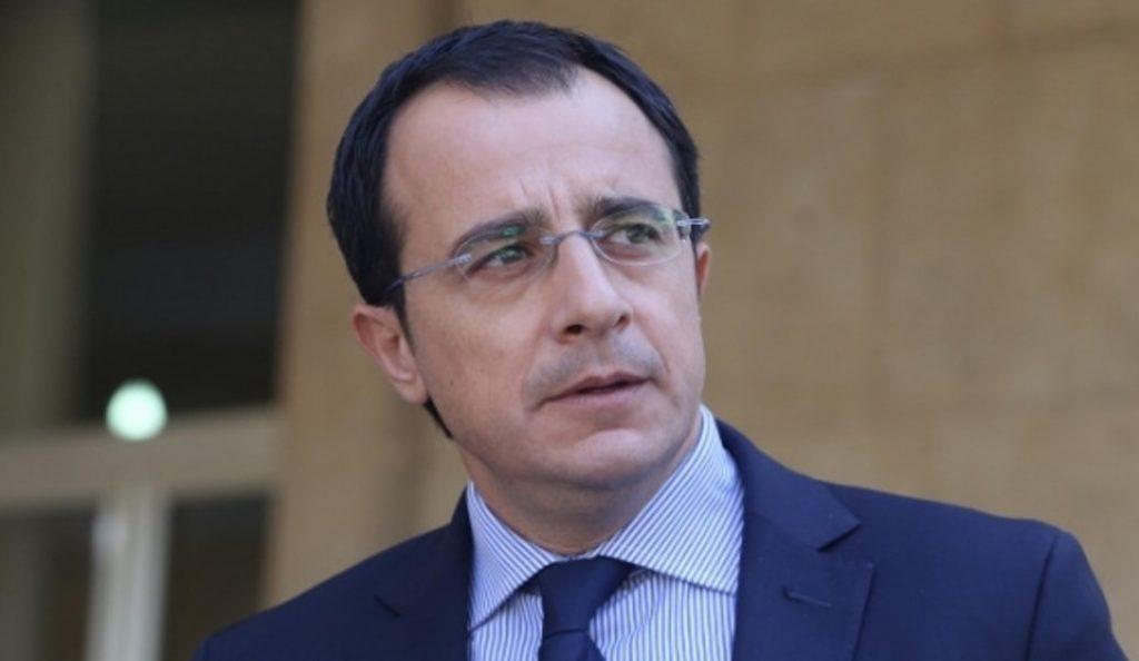 Χριστοδουλίδης: Η εμμονή της Άγκυρας οδήγησε σε αδιέξοδο τις συζητήσεις για το Κυπριακό | Pagenews.gr