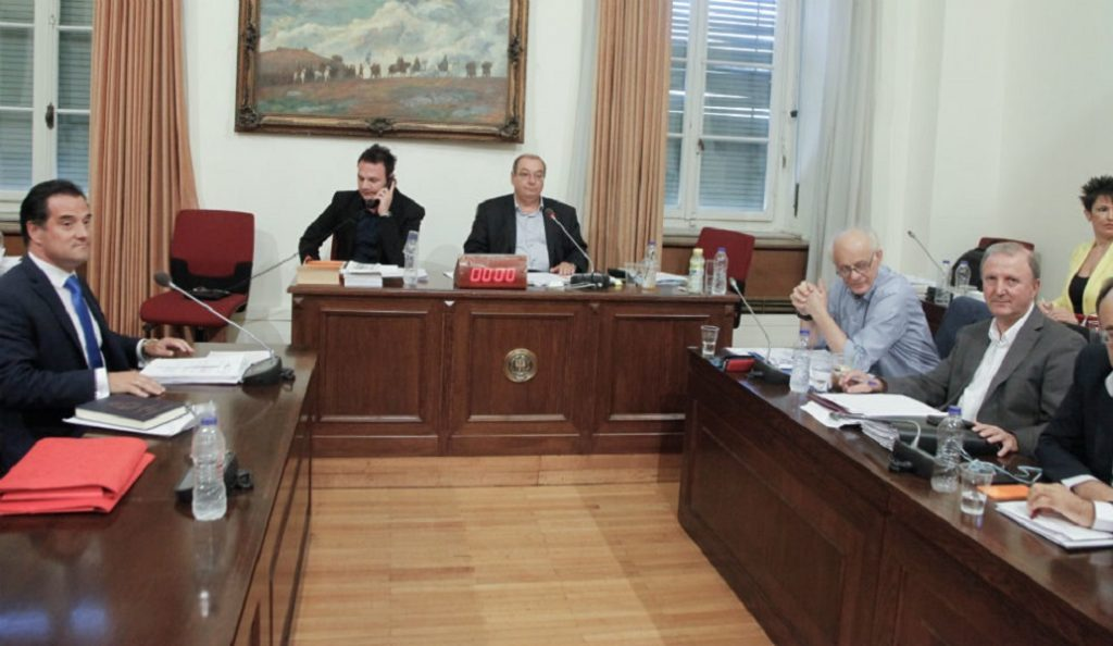 Άδωνις Γεωργιάδης: Παραμύθια της Χαλιμάς η εμπλοκή μου με τη Novartis | Pagenews.gr