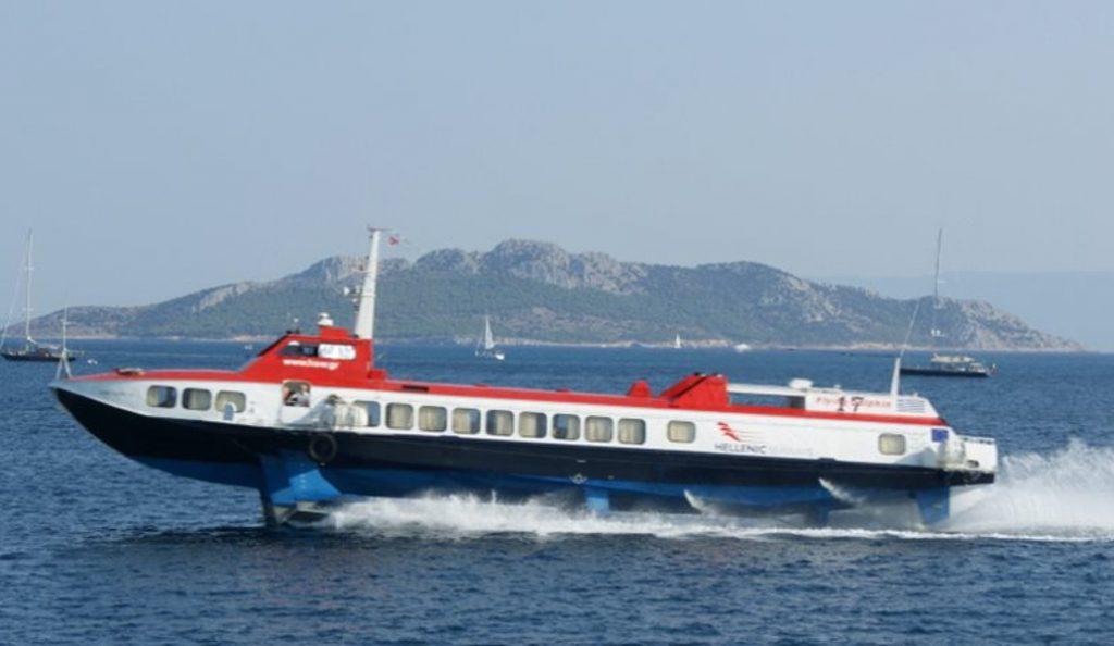 Πρόβλημα με «δελφίνι» στον Σαρωνικό – Επέστρεψε στο λιμάνι του Πειραιά | Pagenews.gr