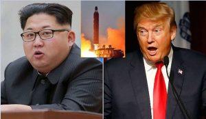 Β. Κορέα – ΗΠΑ: Παιχνίδια πολέμου μεταξύ Κιμ και Τραμπ | Pagenews.gr