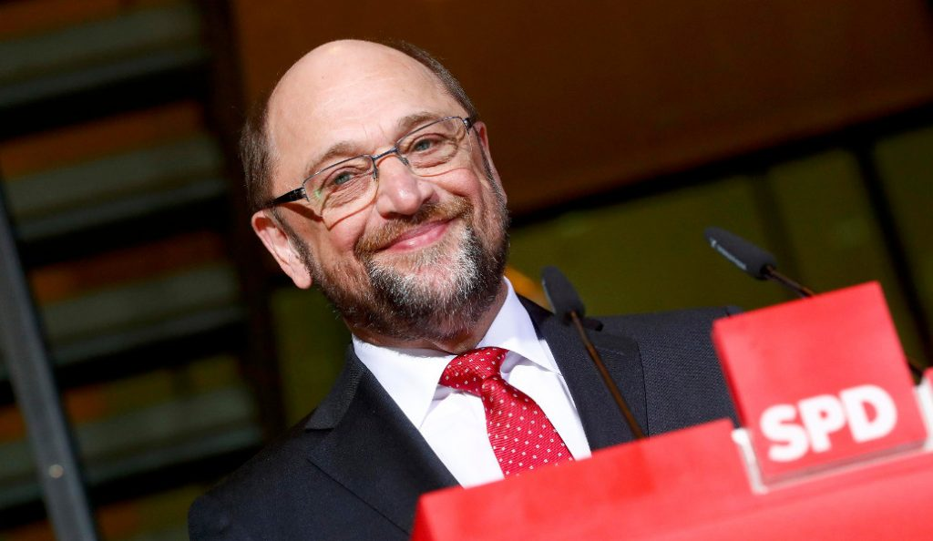 Μάρτιν Σουλτς: Η Ευρώπη έχει στραμμένο το βλέμμα στο συνέδριο του SPD | Pagenews.gr