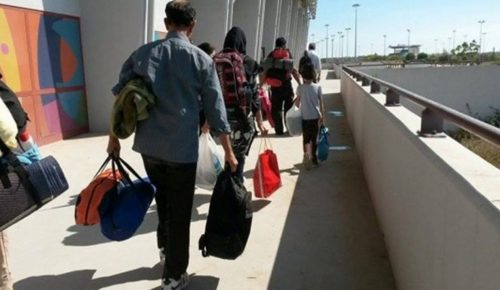 Eγνατία Οδός: 48 μενατάστες περπατούσαν πεζοί – Ανάμεσά τους και παιδιά | Pagenews.gr