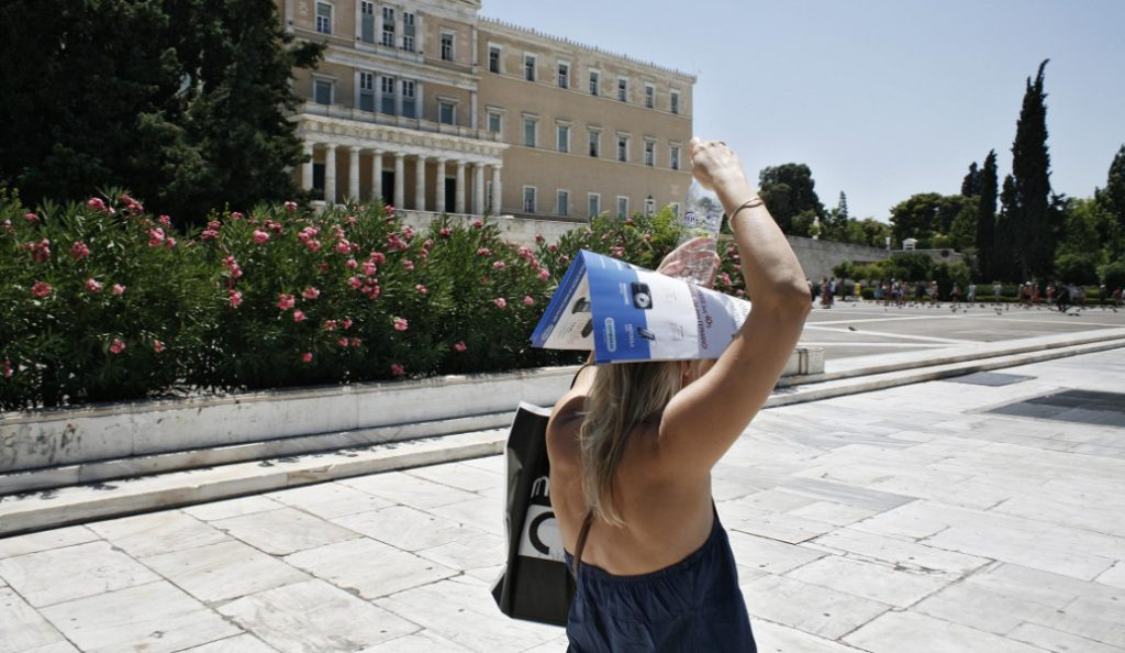 Καύσωνας: Πώς οι αέριες μάζες από την Αφρική θα πλήξουν την Ελλάδα   Pagenews.gr