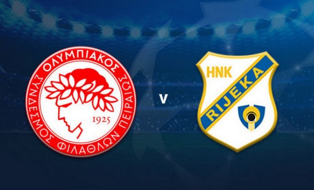 Στην COSMOTE TV τα ματς του Ολυμπιακού με τη Ριέκα   Pagenews.gr