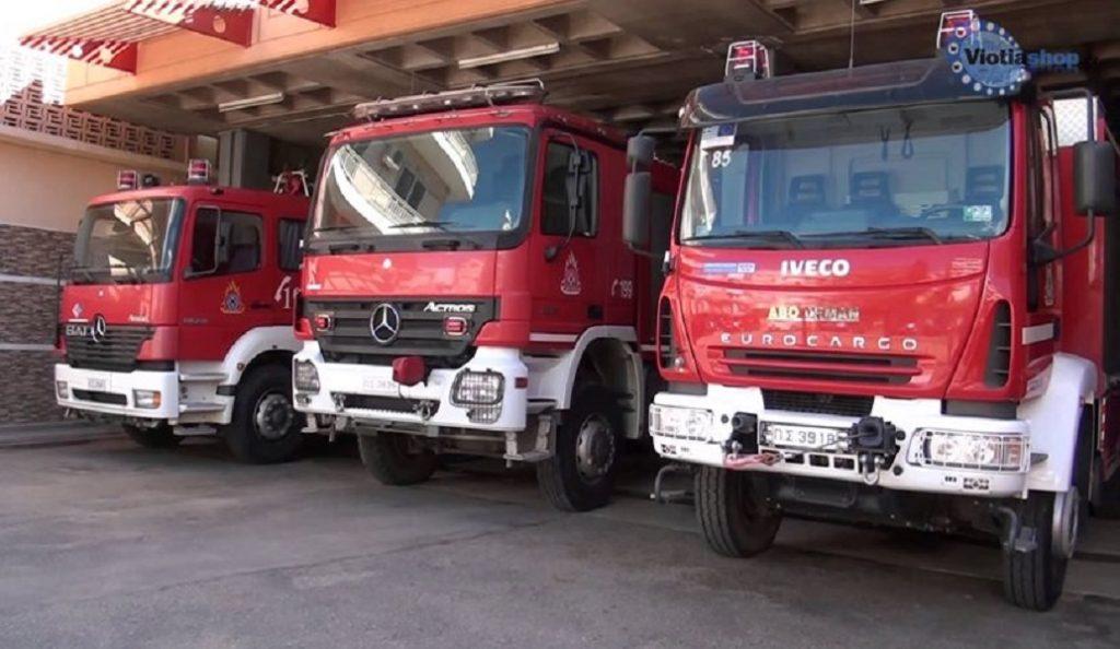 Πυρκαγιά σε μίνι μάρκετ στη Λάρισα | Pagenews.gr