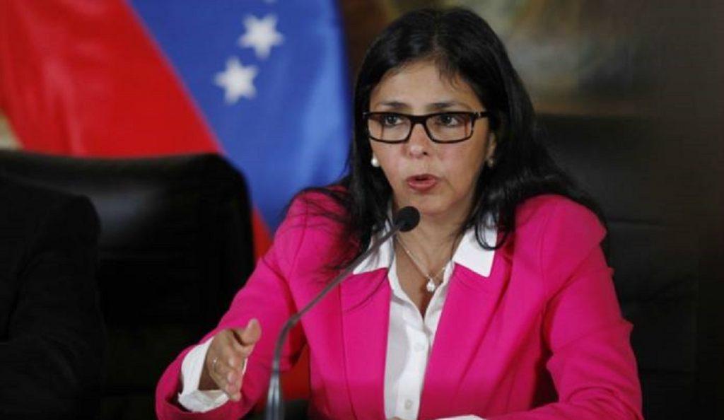Ντέλσι Ροντρίγκες, η νέα πρόεδρος της Συντακτικής Συνέλευσης της Βενεζουέλας | Pagenews.gr