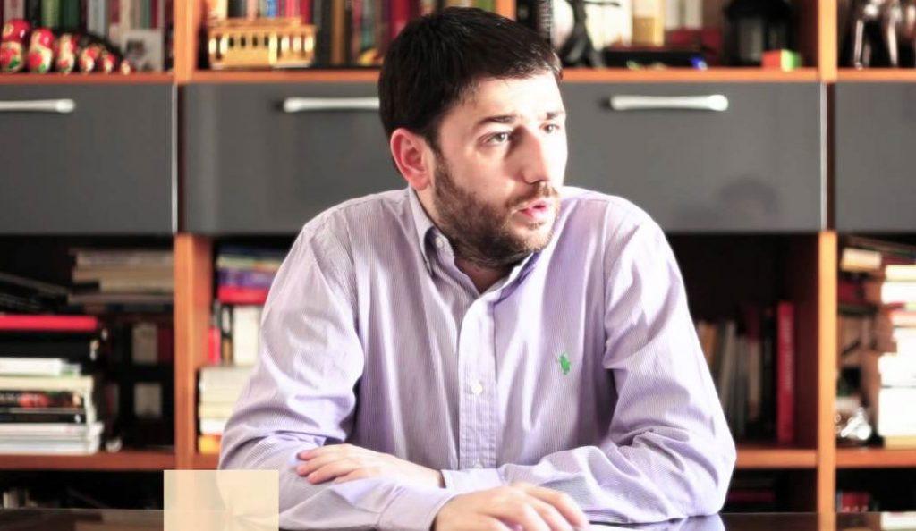 Νίκος Ανδρουλάκης: Η εξωτερική πολιτική ούτε σχεδιάζεται ούτε γίνεται στο πεζοδρόμιο | Pagenews.gr