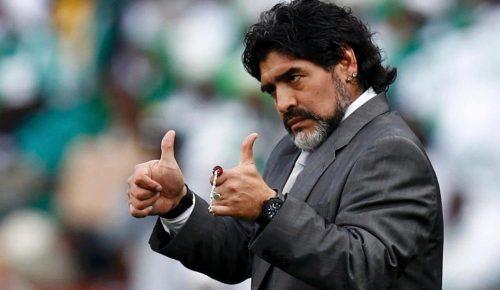 Μαραντόνα: Δηλώνει μετανιωμένος – Ζήτησε συγγνώμη από τη FIFA | Pagenews.gr