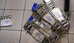 Πινακίδες αυτοκινήτων: Αυτοί οι ιδιοκτήτες κινδυνεύουν να τις χάσουν | Pagenews.gr