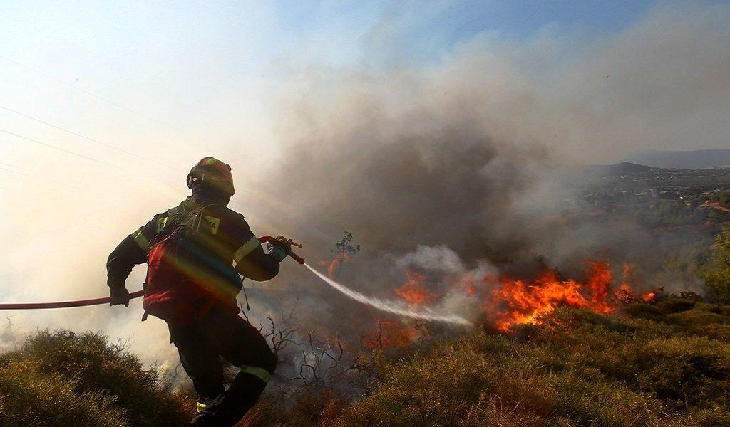 Υψηλός και σήμερα ο κίνδυνος πυρκαγιάς | Pagenews.gr