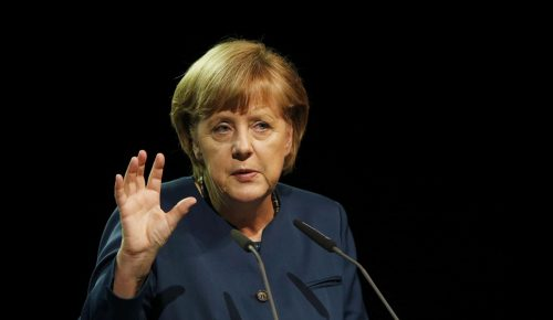 Μέρκελ: Ανοιχτό το ενδεχόμενο να μην διευθετηθεί σήμερα η διαμάχη CDU-CSU   Pagenews.gr
