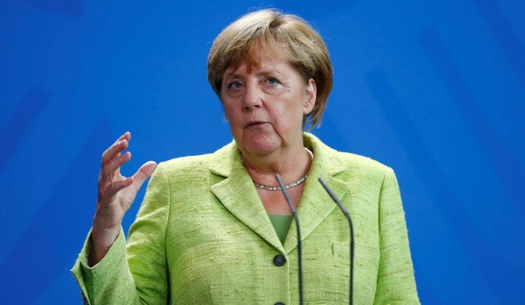 Άνγκελα Μέρκελ : Σκληρές οι διαπραγματεύσεις με το SPD | Pagenews.gr