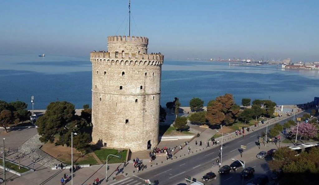 Θεσσαλονίκη: Σε εξέλιξη πορεία αντιεξουσιαστών | Pagenews.gr