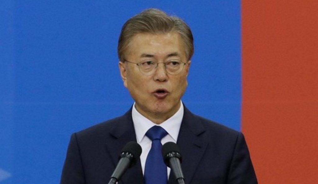 Στο Πεκίνο ο Νοτιοκορεάτης πρόεδρος Μουν Τζέι-ιν | Pagenews.gr