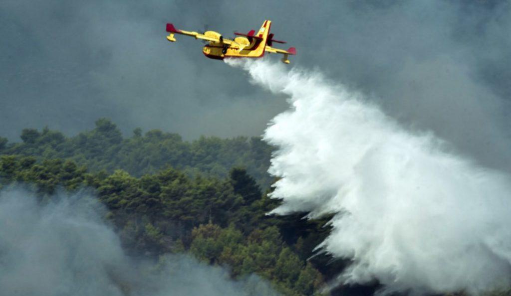 Πολύ υψηλός ο κίνδυνος πυρκαγιάς και για σήμερα (χάρτης) | Pagenews.gr