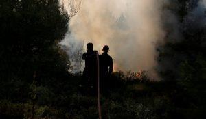 Φωτιά τώρα στον Άγιο Στέφανο | Pagenews.gr