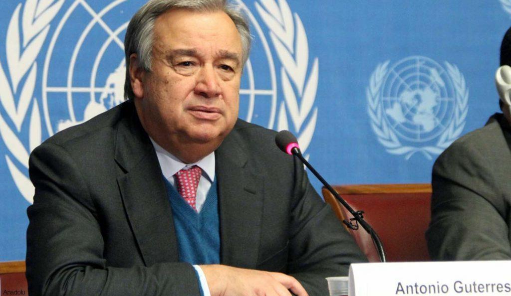 Γκουτέρες: Ο επικεφαλής των Ηνωμένων Εθνών καταδίκασε ως «βαθιά αποσταθεροποιητική» τη βορειοκορεατική πυρηνική δοκιμή | Pagenews.gr