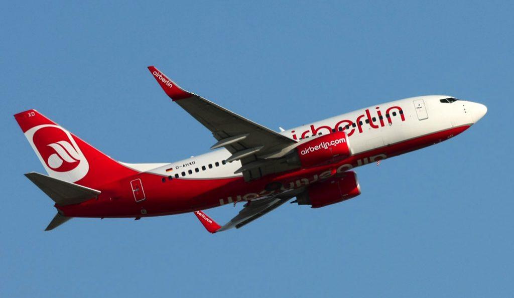 Air Berlin: Δημοπρατήθηκαν αεροπλάνα-μινιατούρες και σοκολατάκια της εταιρείας | Pagenews.gr