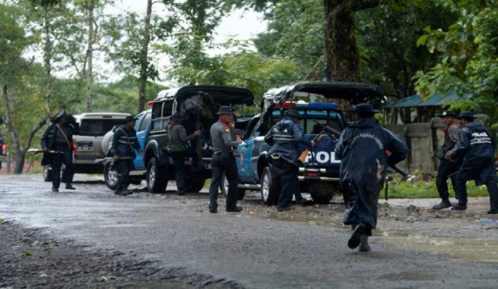 Μιανμάρ: Χιλιάδες σπίτια μουσουλμανικής μειονότητας πυρπολήθηκαν την τελευταία εβδομάδα | Pagenews.gr