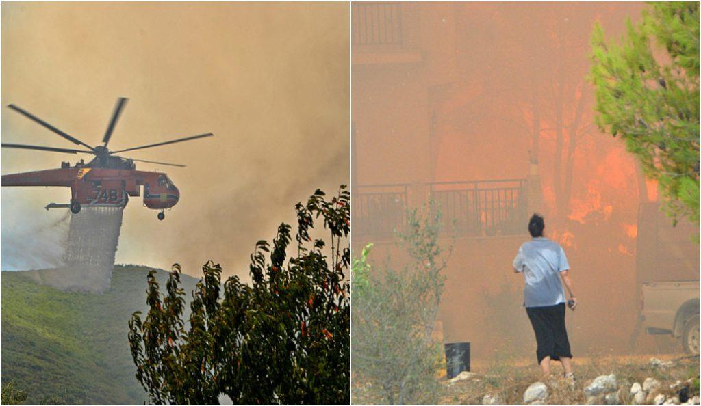 Ζάκυνθος: Καταστράφηκαν περιουσίες – Τι καταγγέλλουν οι κάτοικοι (pics + vids) | Pagenews.gr