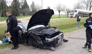 Τρομακτικό ατύχημα για τον αδερφό του Μέσι (pics) | Pagenews.gr