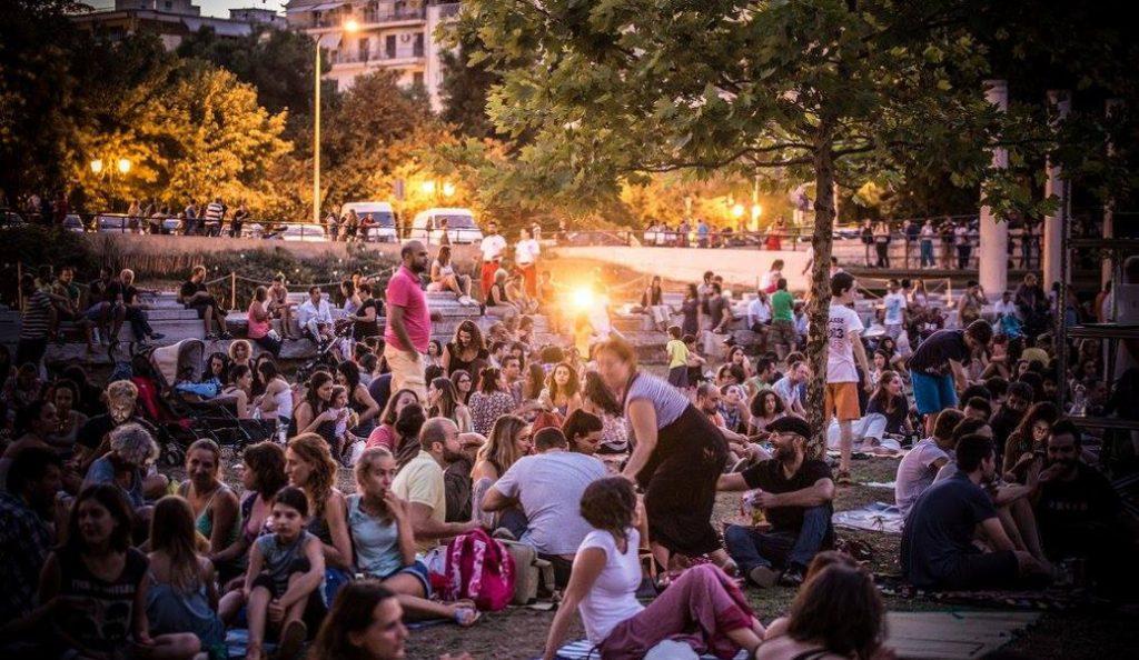 Ραντεβού στη Θεσσαλονίκη – Έρχεται το Πικ-νικ Urban Festival στη Ρωμαϊκή Αγορά! | Pagenews.gr