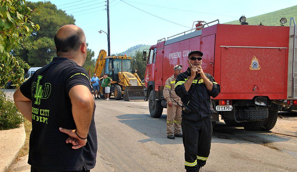 Μαίνεται για 3η μέρα η πυρκαγιά στη Ζάκυνθο – Απειλήθηκαν οι Μαριές   Pagenews.gr