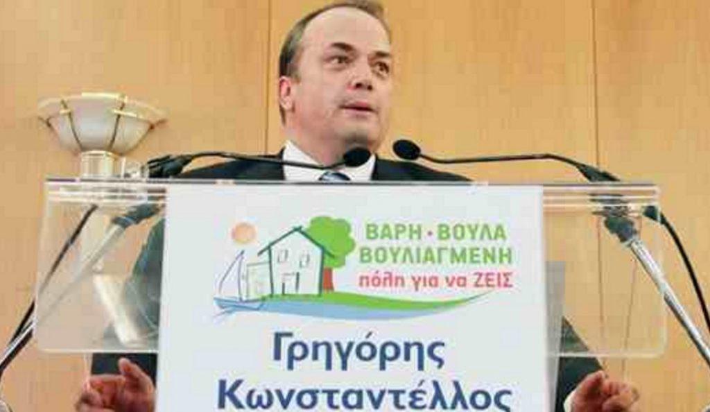 Συνάντηση του δημάρχου Βάρης με τον Γενικό Γραμματέα Προστασίας του Πολίτη | Pagenews.gr