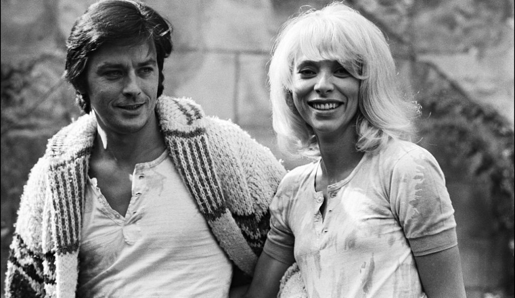 Mireille Darc: Στο πλευρό της μέχρι τέλους ο Αλέν Ντελόν | Pagenews.gr
