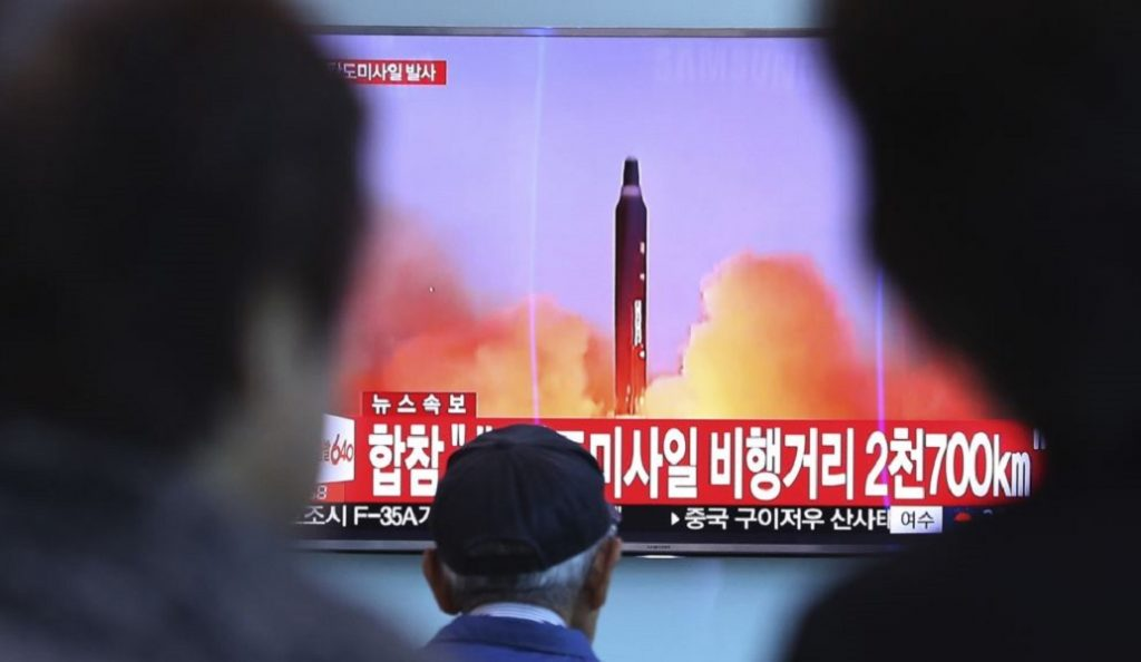ΗΠΑ: Το πυρηνικό πρόγραμμά της Βόρειας Κορέας εμπόδιο στις συνομιλίες | Pagenews.gr