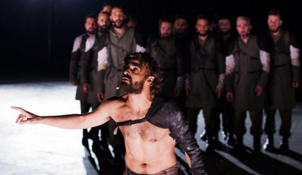 «Πέρσες»: Για μια και μόνο παράσταση στο Ηρώδειο | Pagenews.gr