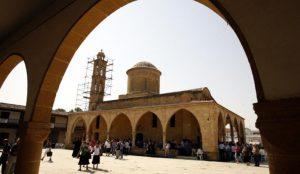 Πρόκληση στα Κατεχόμενα: Δεν επέτρεψαν τη Θεία Λειτουργία στον Άγιο Μάμα Μόρφου | Pagenews.gr