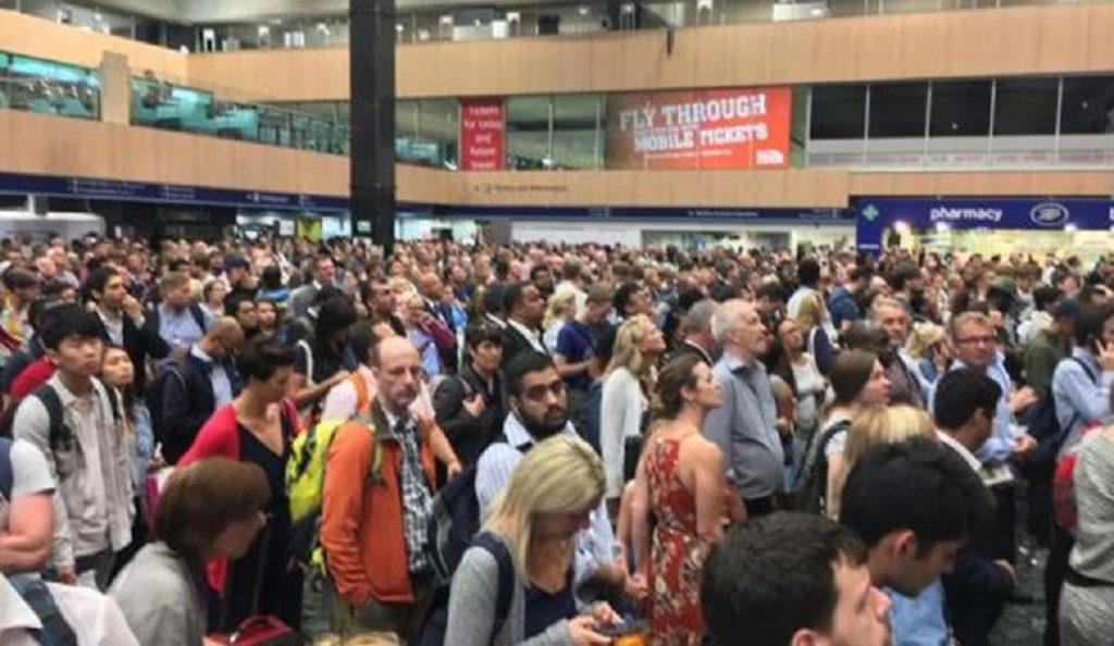 Λονδίνο: Εκκενώθηκε σιδηροδρομικός σταθμός λόγω έκρηξης ηλεκτρονικού τσιγάρου   Pagenews.gr