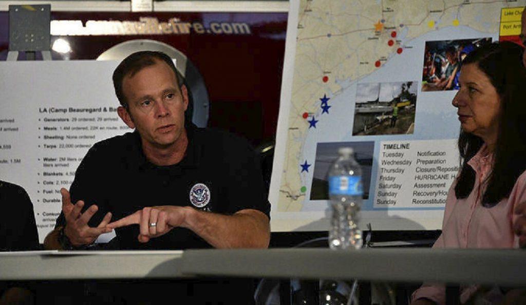 Τυφώνας Χάρβεϊ: Ο αστυνομικός του Τέξας που σκοτώθηκε στην προσπάθεια να σώσει ανθρώπους | Pagenews.gr