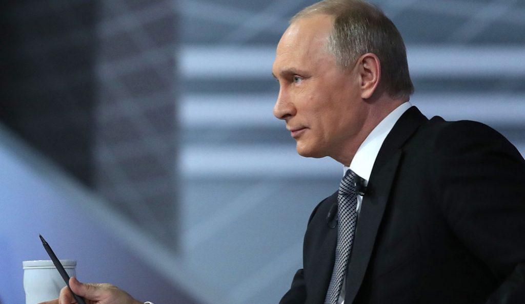 Βλαντιμίρ Πούτιν: Ο Ρεξ Τίλερσον έχει μπλέξει με κακές παρέες | Pagenews.gr