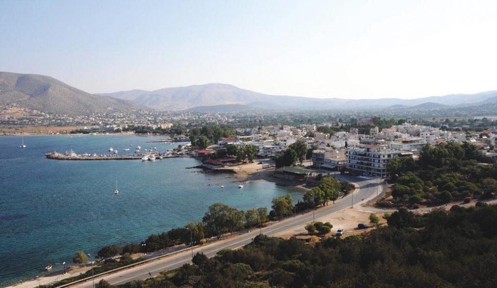 Δήμος Σαρωνικού: Αλλάζει πρόσωπο με 17 έργα υποδομής | Pagenews.gr