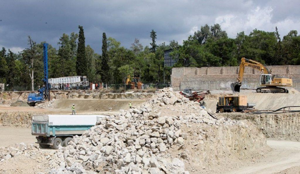ΑΕΚ: Το βίντεο της ημέρας από τα έργα του γηπέδου | Pagenews.gr