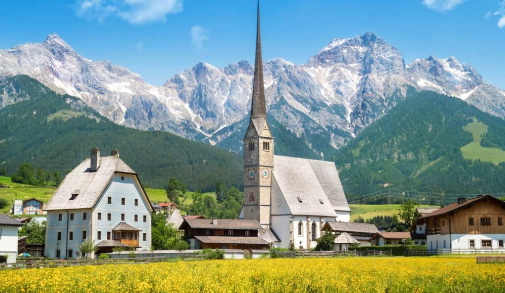 Αυστρία – Καιρός: Το καλοκαίρι του 2017 το τρίτο πιο θερμό για τη χώρα εδώ και 250 χρόνια   Pagenews.gr