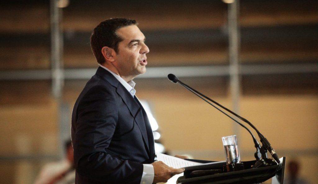 Αλ. Τσίπρας: «Αισθάνομαι στη Θεσσαλονίκη σαν στο δεύτερο σπίτι μου» | Pagenews.gr