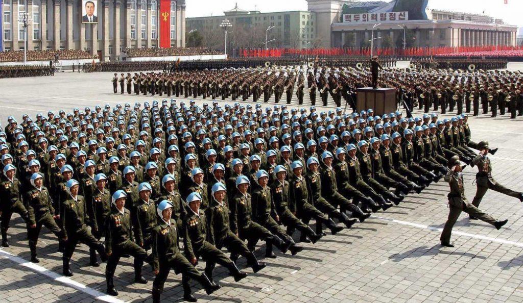 «Φάτε καλαμπόκι, έρχεται πόλεμος» – Οδηγία στρατηγών στους Βορειοκορεάτες | Pagenews.gr