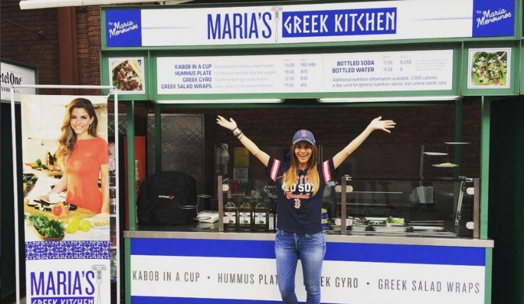 «Η Κουζίνα της Μαρίας» – Η Μαρία Μενούνος ανοίγει καντίνα με ελληνικό φαγητό (pic) | Pagenews.gr