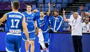 Ελλάδα Ισλανδία μπάσκετ – Μάντζαρης: Στο δεύτερο ημίχρονο αντιδράσαμε σωστά | Pagenews.gr