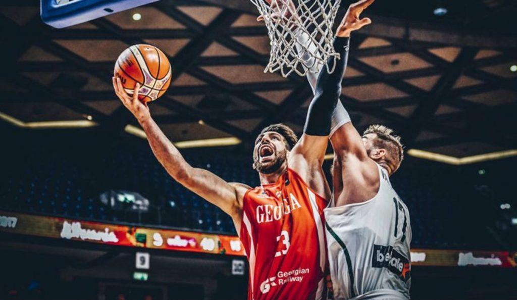FIBA EuroBasket: Έκπληξη η Γεωργία, 79-77 τη Λιθουανία! | Pagenews.gr