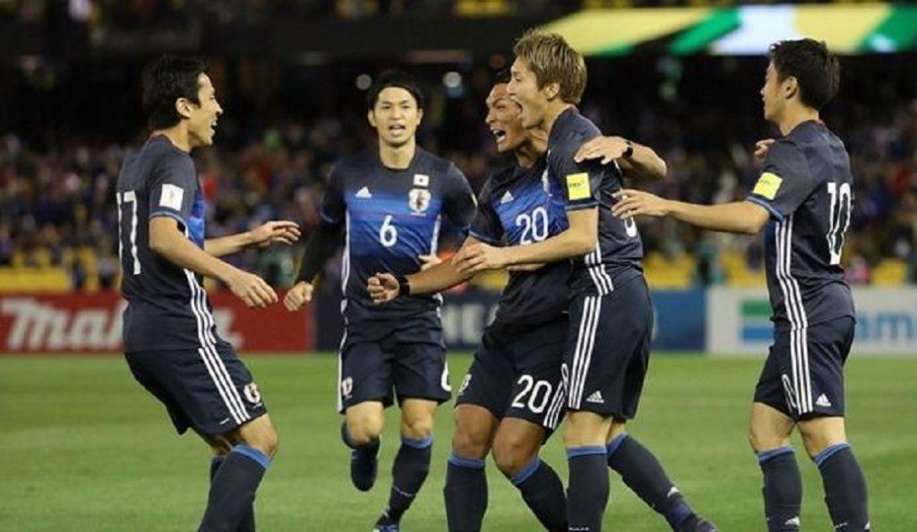 Μουντιάλ 2018: Η Ιαπωνία προκρίθηκε στα τελικά | Pagenews.gr