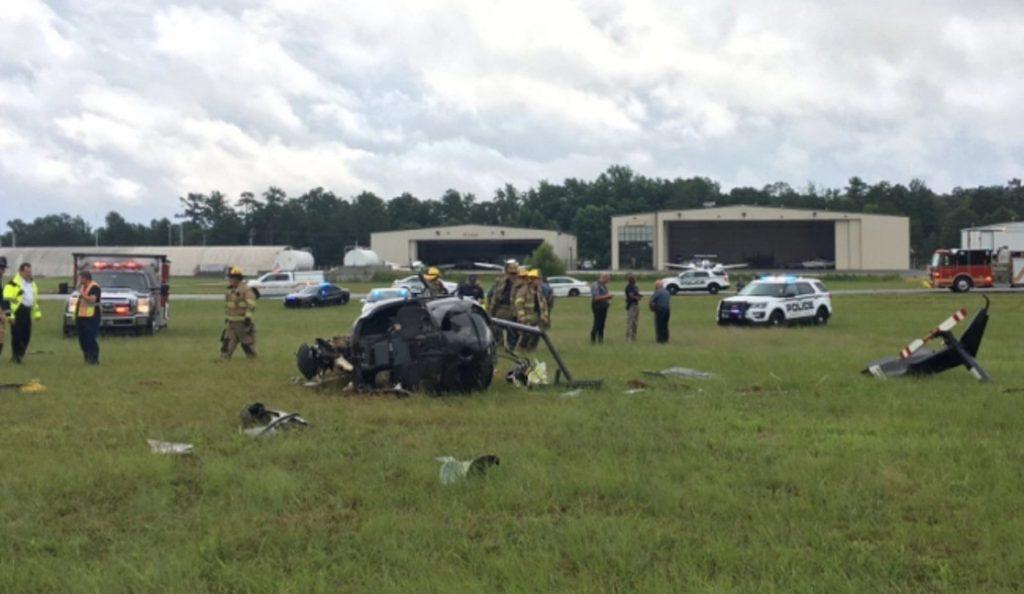 ΗΠΑ: Συνετρίβη ελικόπτερο της αστυνομίας – Τραυματίστηκαν δύο αστυνομικοί   Pagenews.gr