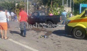 Κρήτη: Τροχαίο δυστύχημα στο Λασίθι – Ένας νεκρός και δύο τραυματίες | Pagenews.gr