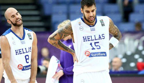 Γιώργος Πρίντεζης – Εθνικής Ελλάδος μπάσκετ: «Θέλω να προσφέρω, αλλά…» | Pagenews.gr