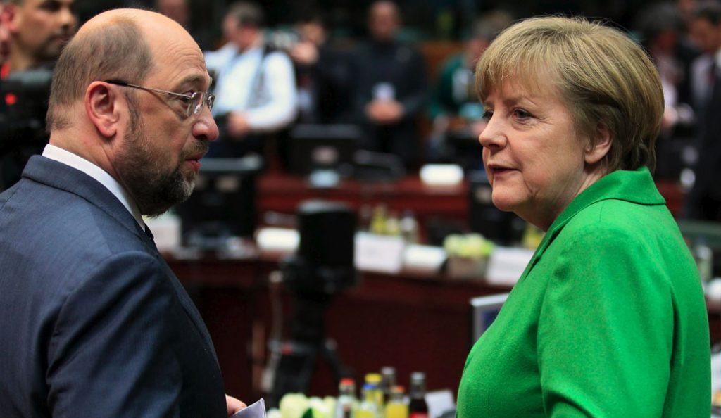 Γερμανία – Tηλεμαχία Merkel-Schulz: Μεγάλο το ενδιαφέρον των Γερμανών   Pagenews.gr